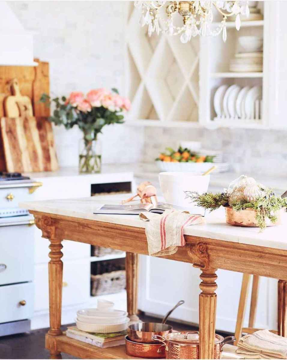 18 Simple French Country Kitchen Decor Ideas