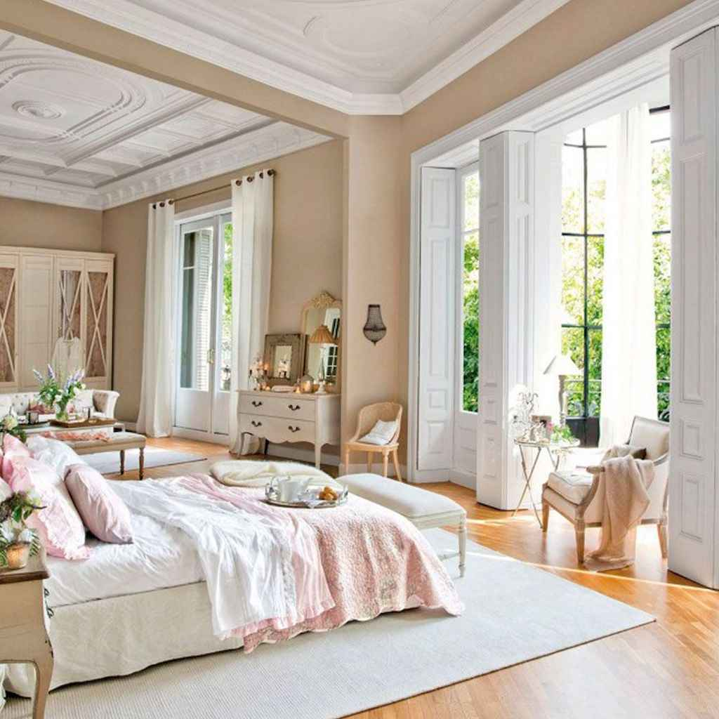 23 Affordable French Country Bedroom Decor Ideas