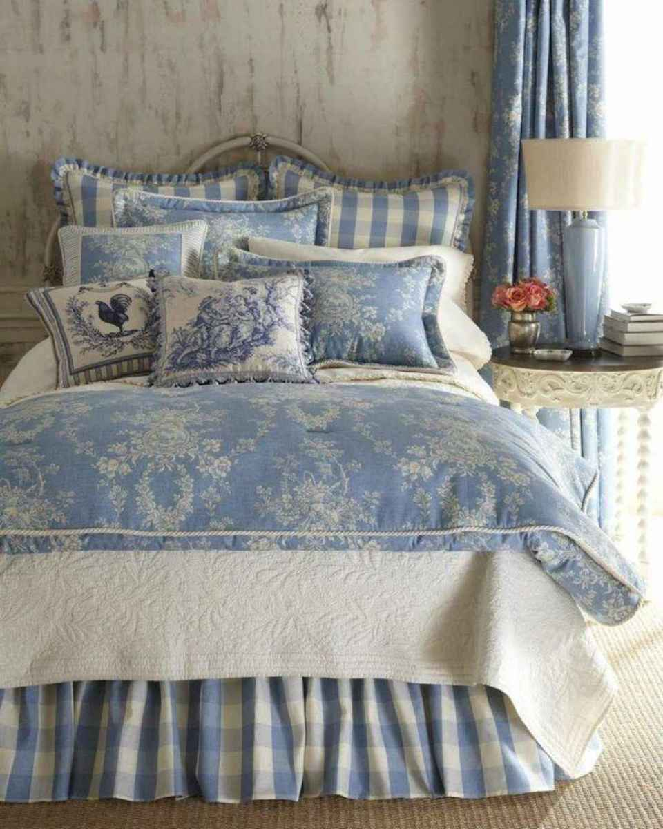 24 Affordable French Country Bedroom Decor Ideas