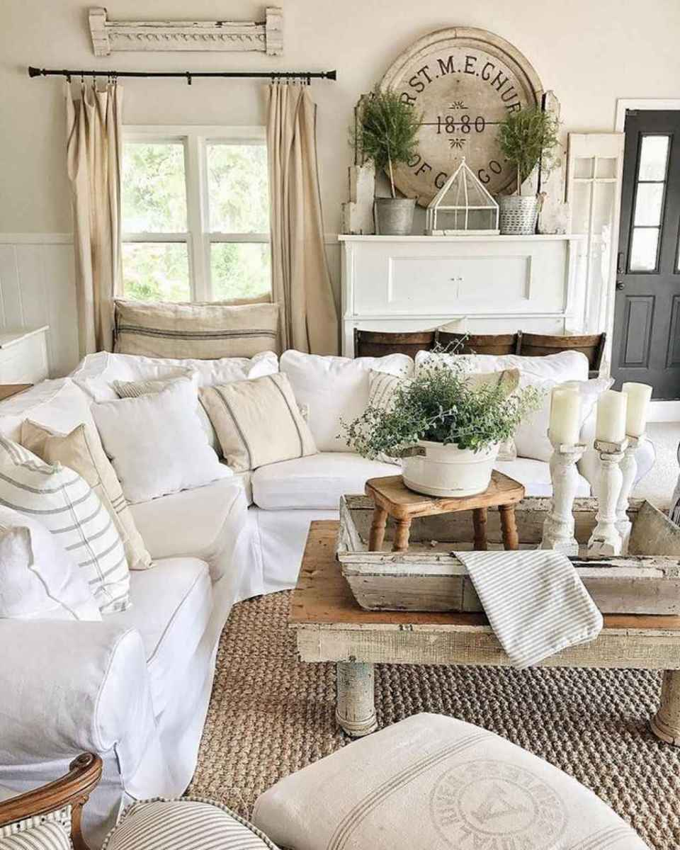 31 Fresh Shabby Chic Living Room Decor Ideas on A Budget