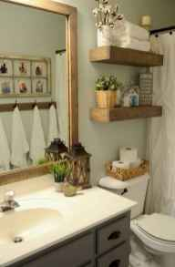 32 Beautiful Small Bathroom Decor Ideas on A Budget