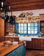 46 Simple French Country Kitchen Decor Ideas