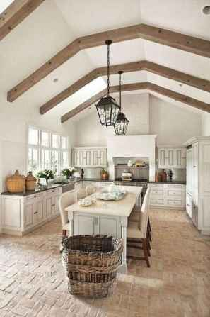 53 Simple French Country Kitchen Decor Ideas