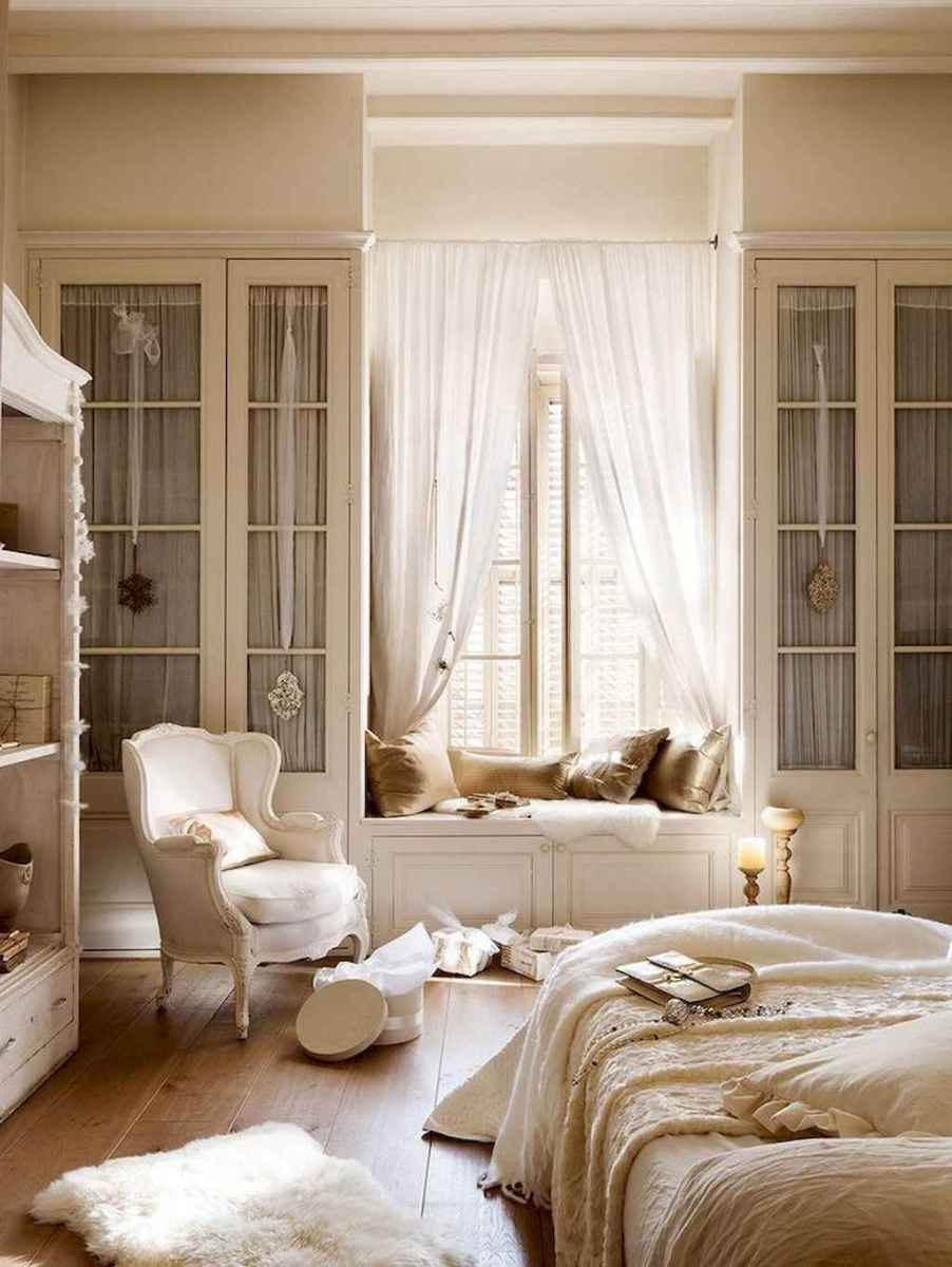 68 Affordable French Country Bedroom Decor Ideas