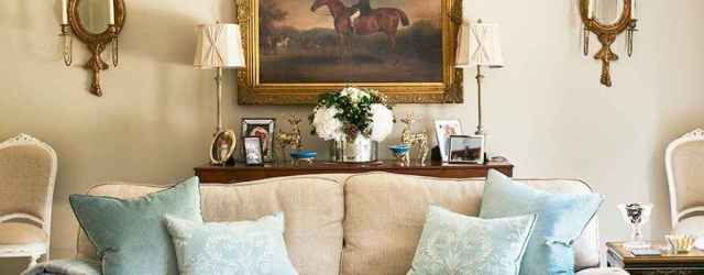 82 Elegant French Country Living Room Decor Ideas