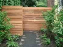 03 Affordable Backyard Privacy Fence Ideas