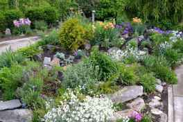 05 Gorgeous Front Yard Rock Garden Landscaping Ideas