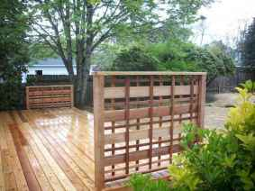 08 Affordable Backyard Privacy Fence Ideas
