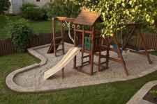 11 Small Backyard Playground Landscaping Ideas on a Budget