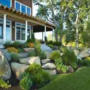 12 Gorgeous Front Yard Rock Garden Landscaping Ideas