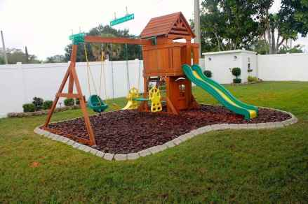 15 Small Backyard Playground Landscaping Ideas on a Budget