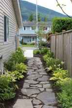 17 Amazing Front Yard Walkways Ideas on A Budget