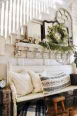 29 Welcoming Rustic Farmhouse Entryway Decorating Ideas