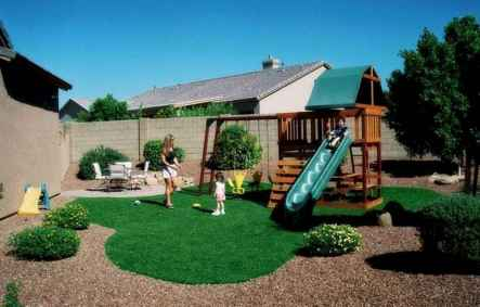 30 Small Backyard Playground Landscaping Ideas on a Budget