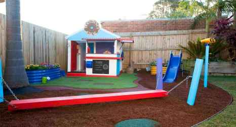 37 Small Backyard Playground Landscaping Ideas on a Budget