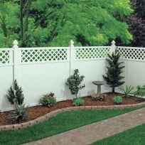 43 Affordable Backyard Privacy Fence Ideas