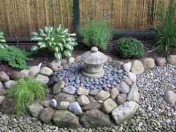 45 Gorgeous Front Yard Rock Garden Landscaping Ideas