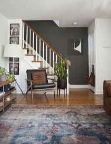46 Welcoming Rustic Farmhouse Entryway Decorating Ideas