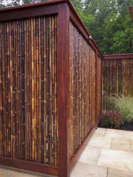 48 Affordable Backyard Privacy Fence Ideas