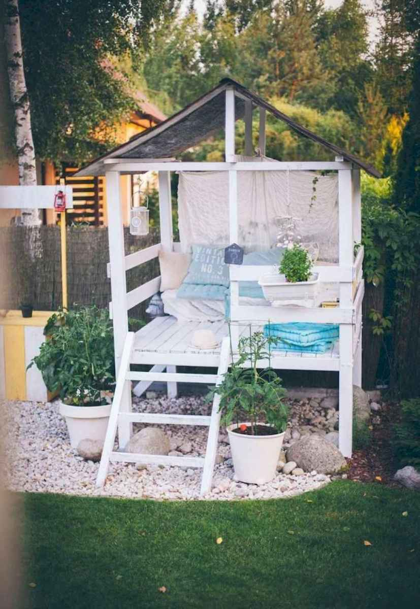 48 Small Backyard Playground Landscaping Ideas on a Budget