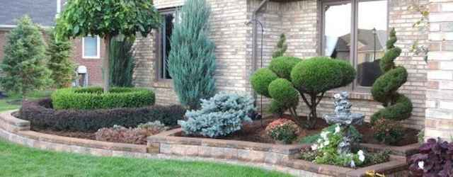 49 Amazing Front Yard Landscaping Ideas