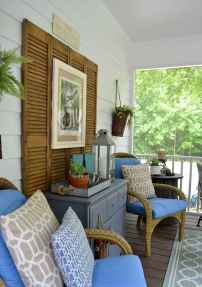 57 Beautiful Wooden and Stone Front Porch Ideas