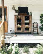 57 Welcoming Rustic Farmhouse Entryway Decorating Ideas
