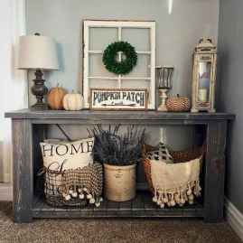 59 Welcoming Rustic Farmhouse Entryway Decorating Ideas