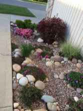 70 Gorgeous Front Yard Rock Garden Landscaping Ideas