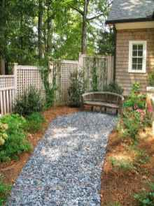 72 Affordable Backyard Privacy Fence Ideas