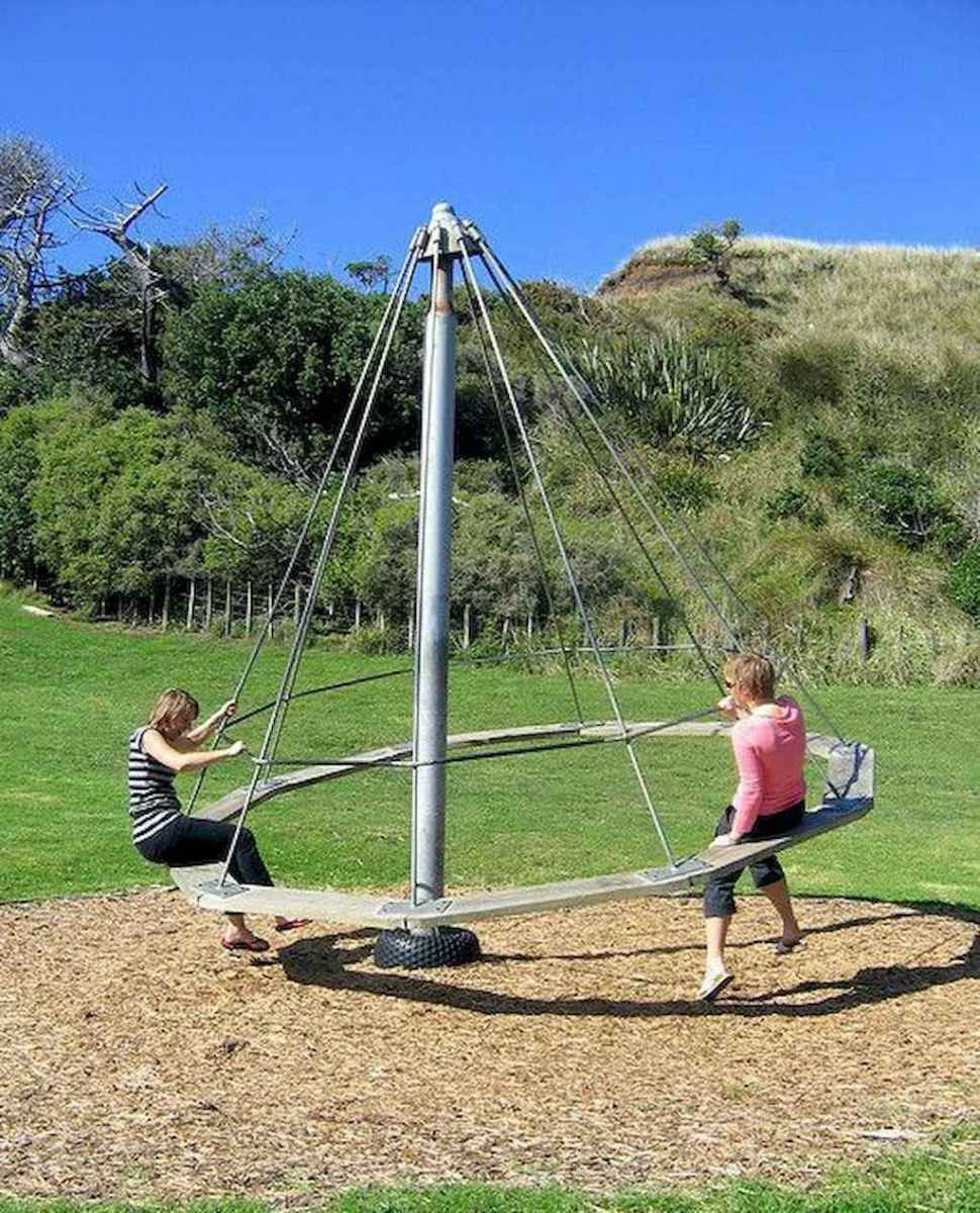 72 Small Backyard Playground Landscaping Ideas on a Budget