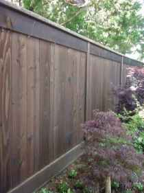 75 Affordable Backyard Privacy Fence Ideas