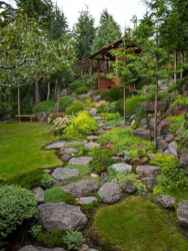 75 Gorgeous Front Yard Rock Garden Landscaping Ideas