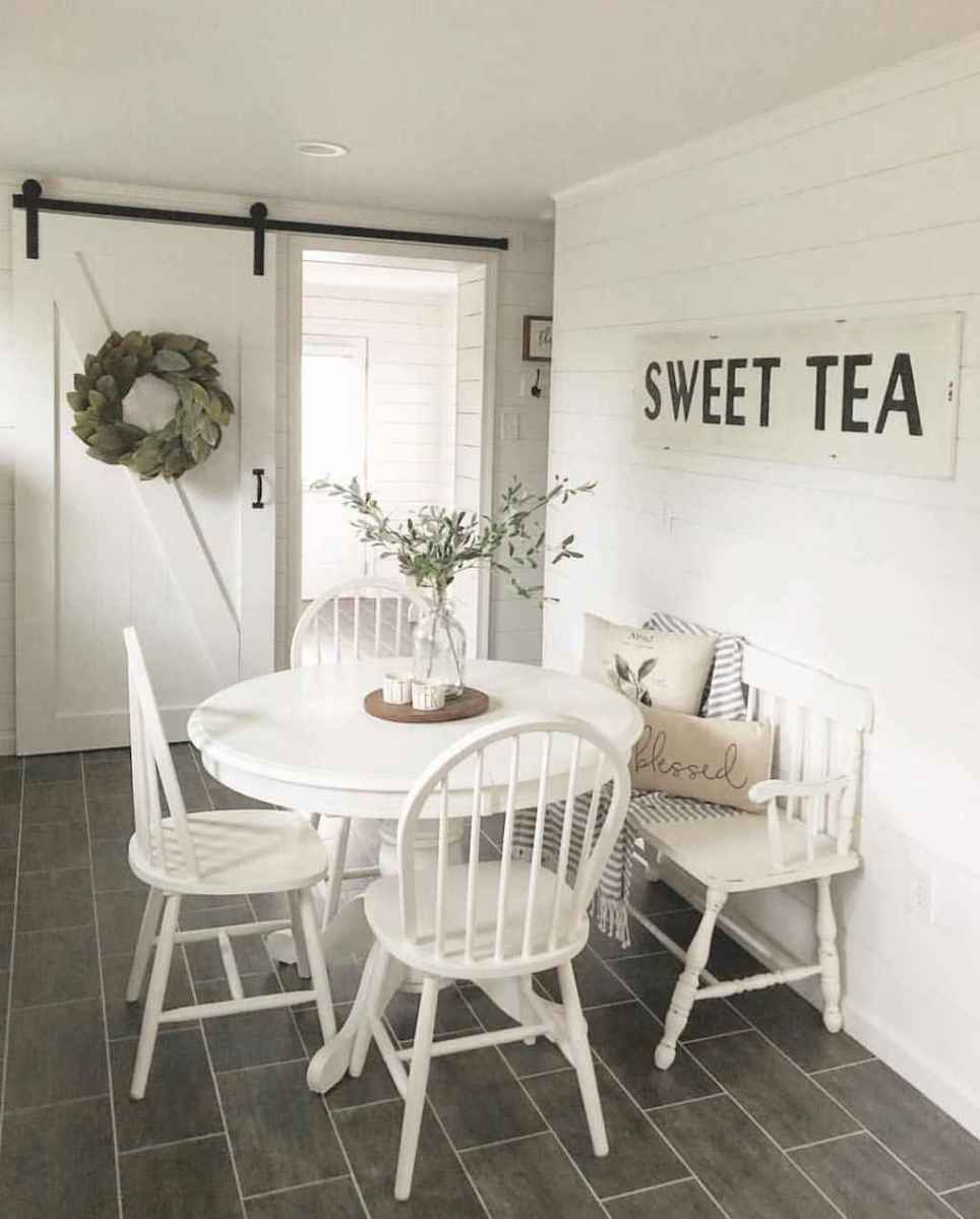 29 Beautiful Farmhouse Dining Room Design Ideas