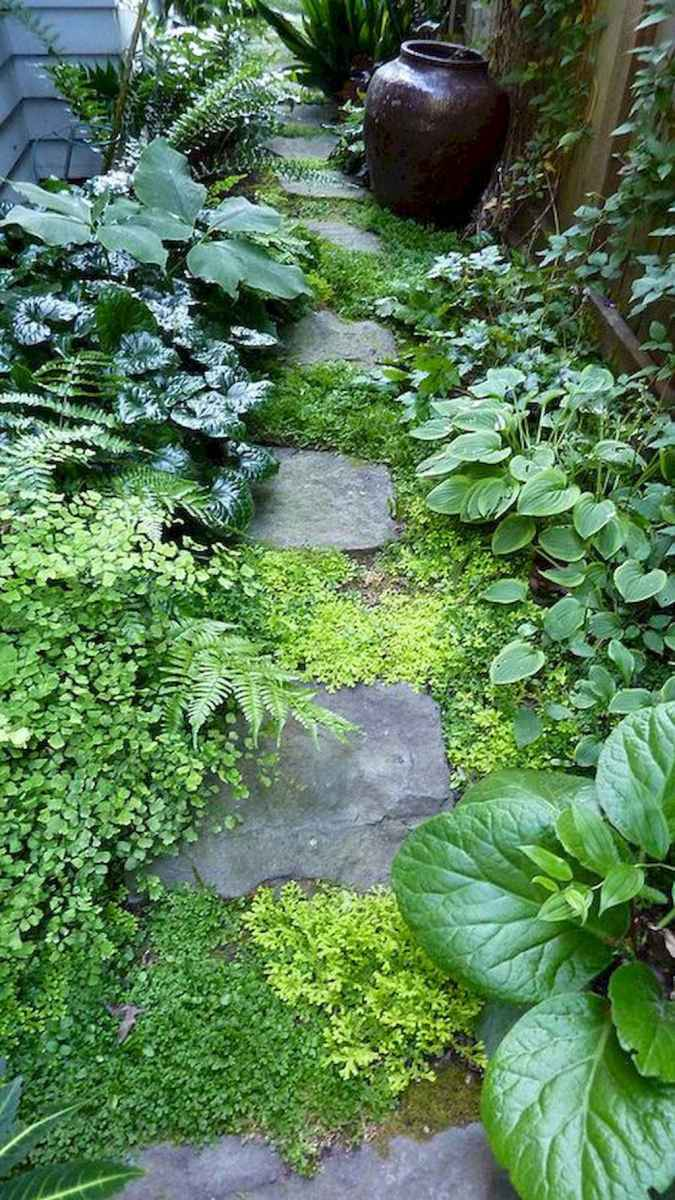 05 Incredible Side House Garden Landscaping Ideas With Rocks