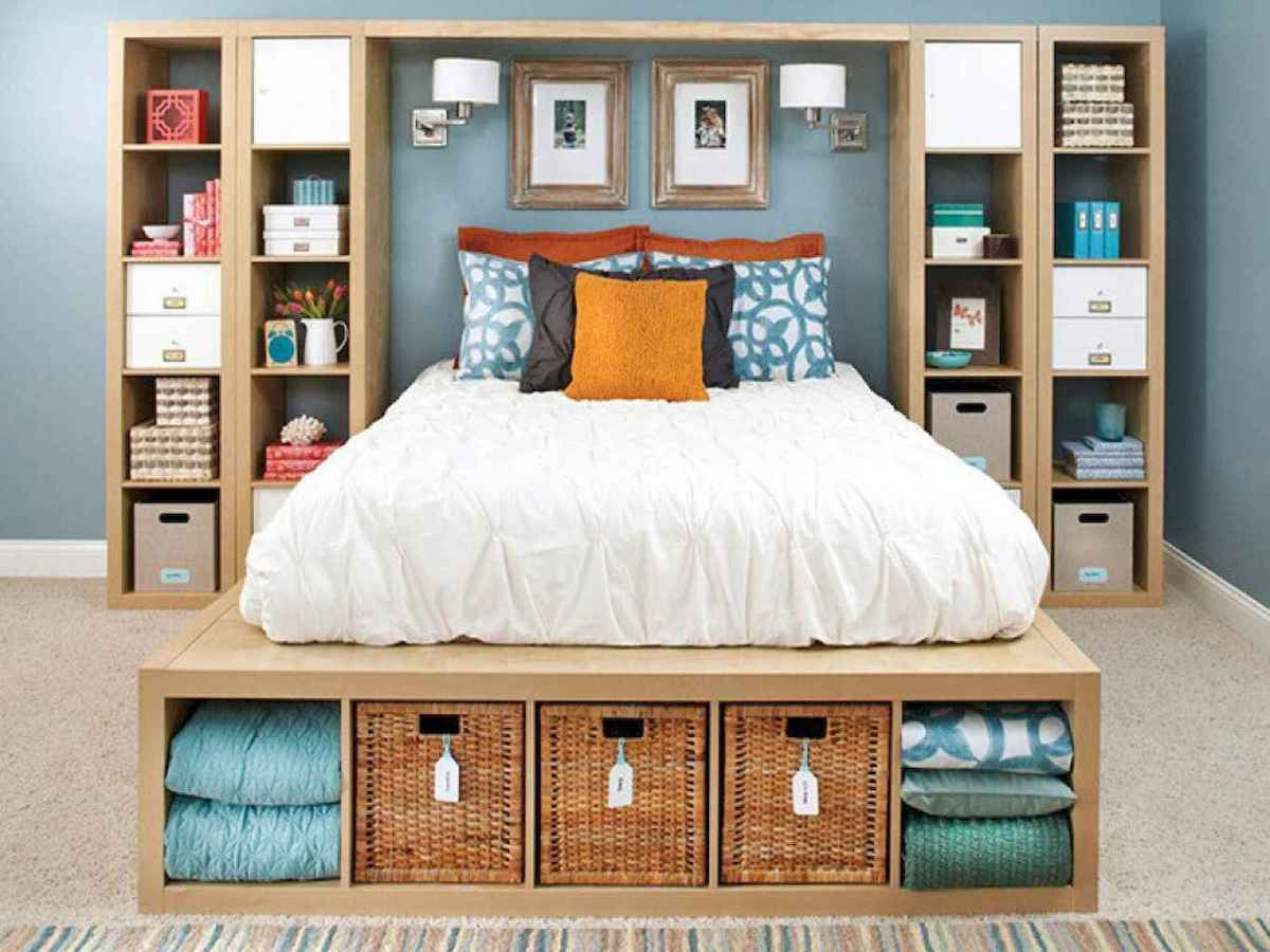 16 Small Bedroom Organization Ideas