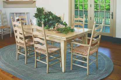 18 Gorgeous French Country Dining Room Decor Ideas
