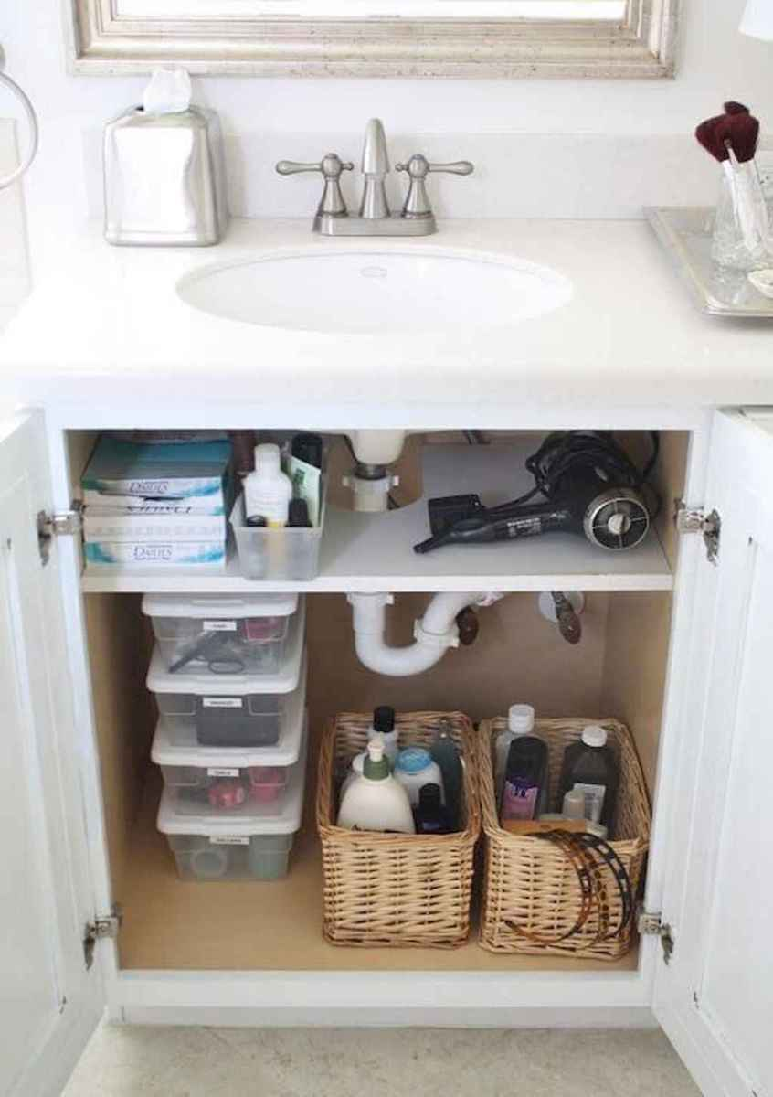 24 Clever and Easy Bathroom Organization Ideas