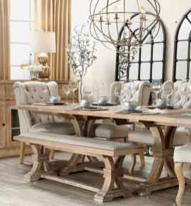 27 Gorgeous French Country Dining Room Decor Ideas