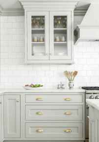30 Gorgeous Gray Kitchen Cabinet Makeover Design Ideas