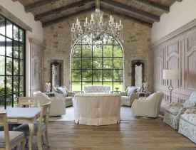 38 Incredible French Country Living Room Decor Ideas
