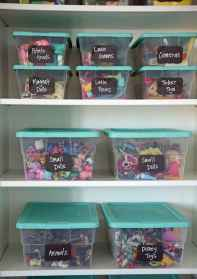 47 Clever Kids Bedroom Organization and Tips Ideas