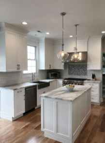 49 Gorgeous Gray Kitchen Cabinet Makeover Design Ideas