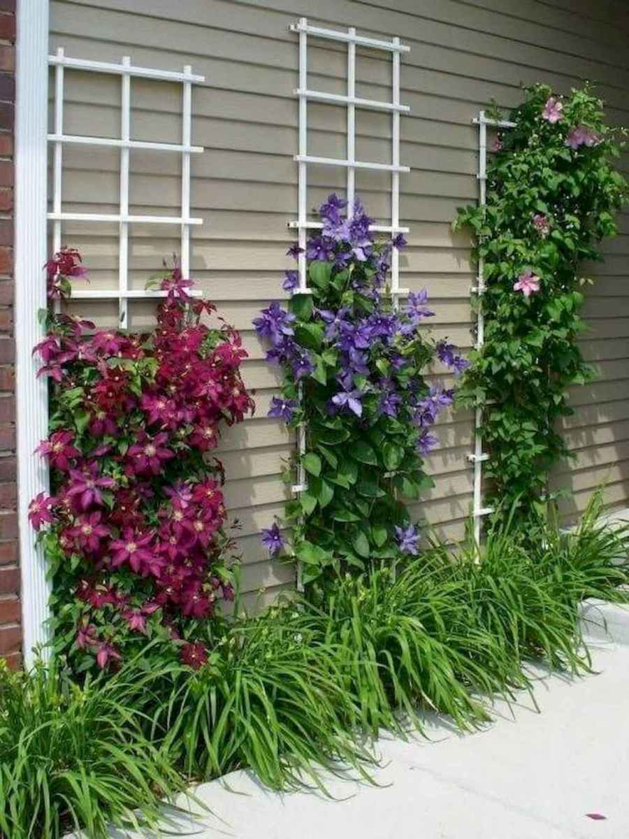 50 Incredible Side House Garden Landscaping Ideas With Rocks