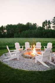 52 Awesome Backyard Fire Pits with Seating Ideas