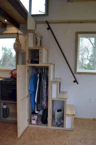 52 Clever Loft Stair Design for Tiny House Ideas