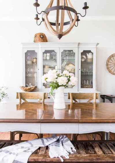 55 Gorgeous French Country Dining Room Decor Ideas