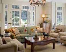 62 Incredible French Country Living Room Decor Ideas