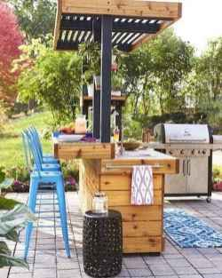04 Amazing Outdoor Kitchen Design for Your Summer Ideas