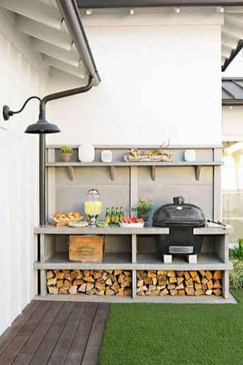 05 Amazing Outdoor Kitchen Design for Your Summer Ideas